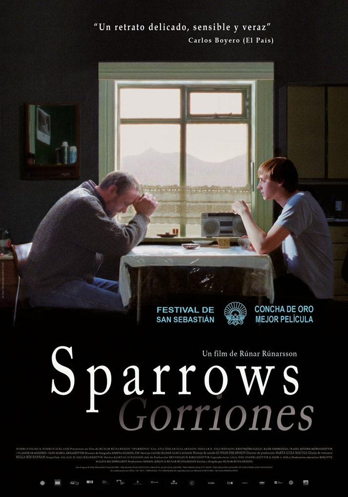 Póster: Sparrows