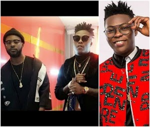 """""""Mind your business, don't poke your nose into nobody's business"""" – Reekado Banks tells Falz"""