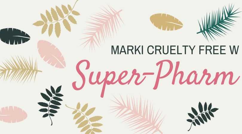 SUPER-PHARM - LISTA FIRM CRUELTY FREE 2019