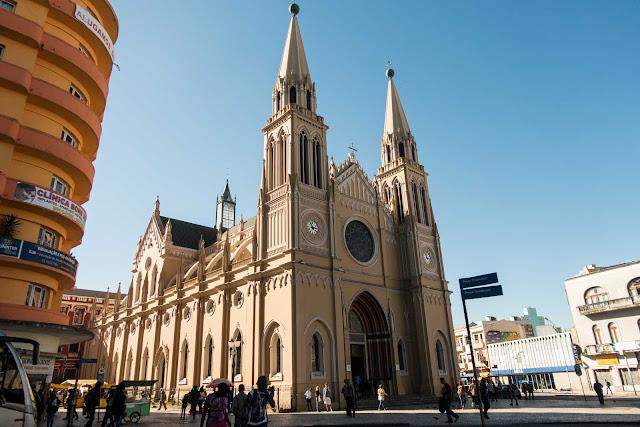 Catedral Basílica Menor de Nossa Senhora da Luz do Pinhais