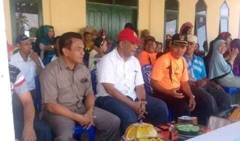 Ketua DPRD Luwu Perkenalkan Bachrianto di Suli