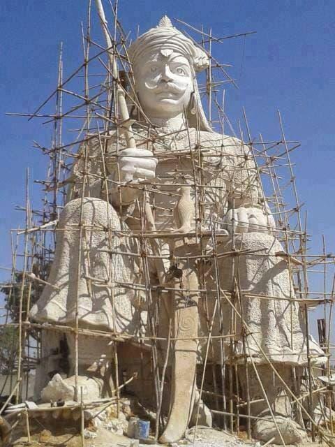 maharana-pratap-biggest-statue