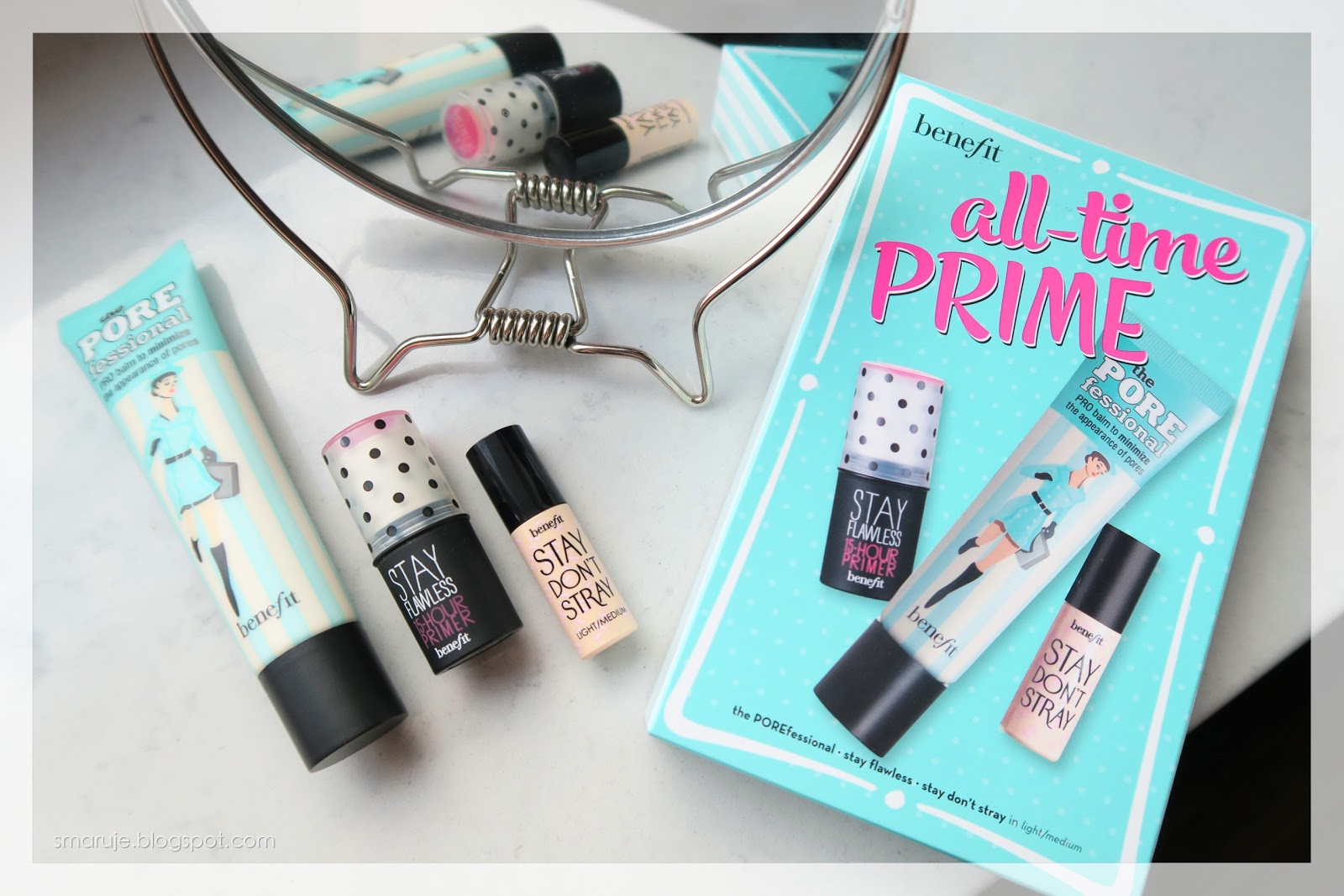 Bazy Benefit: Stay Don't Stray | Stay Flawless 15-Hour Primer | POREfessional