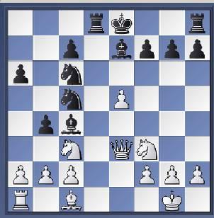 Posición de la partida de ajedrez Ulvestad, Olaf - Segura Vila, Juan L, Santa Coloma de Queralt 1963