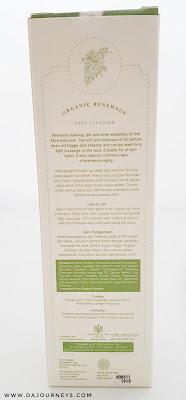 Solusi Organic Renewage Face Cleanser