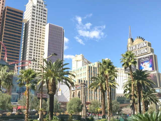 Las Vegas: A Fun Photo Tour Down The Strip