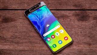 سعر ومواصفات Samsung Galaxy A80