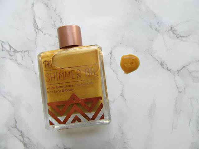 Primark PS Shimmer Body Oil