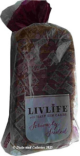 LivLife Low Carbohydrate Bread