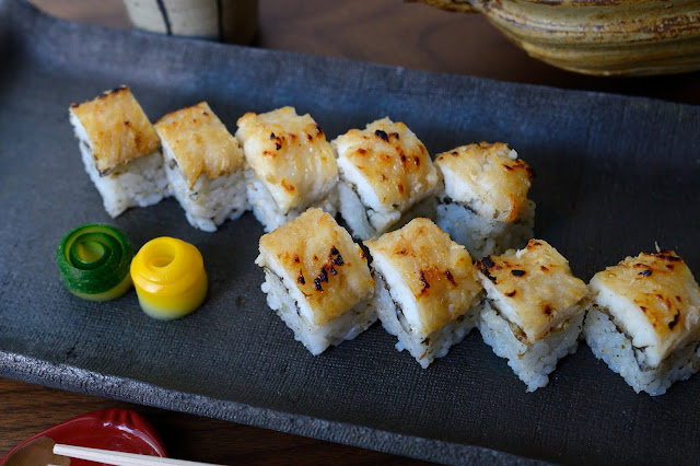 image of hamo bozushi by naoko takagi