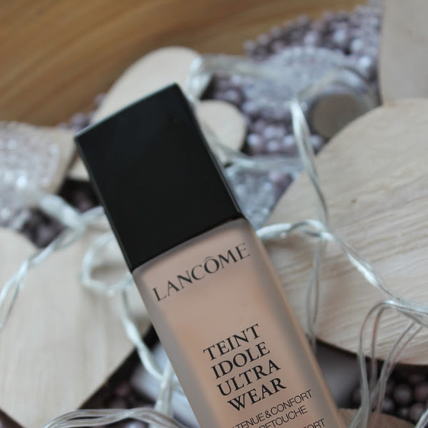 [Review] Lancôme - Teint Idole Ultra Wear Foundation