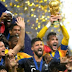 France won the Fifa World Cup for the second time