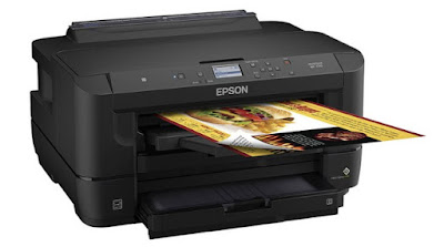 Epson WorkForce WF-7210 Wide-Format Review - Free Download Driver