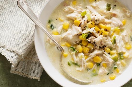 Masih Musim Hujan mendingan kita membuat yang hangat..Resep Sup Krim Sayur