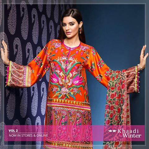 Khaadi-fancy-evening-winter-wear-dresses-collection-2017-1