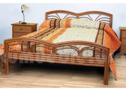 cama caña bambu