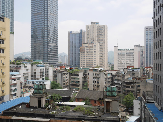 view of Guiyang