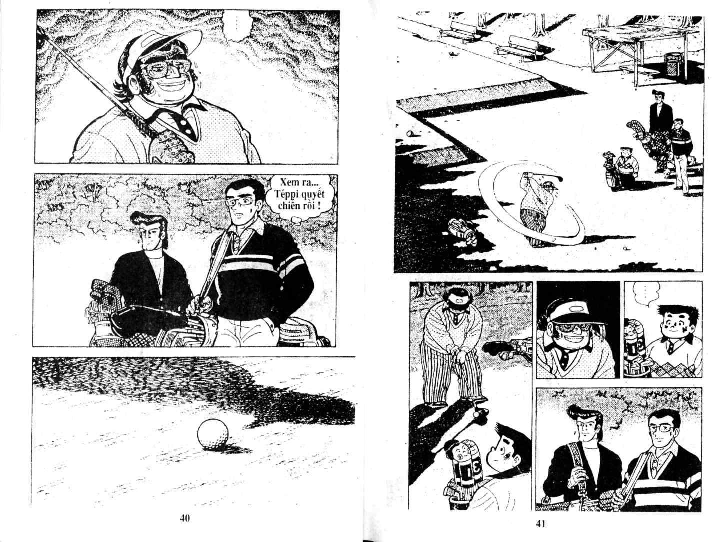 Ashita Tenki ni Naare chapter 14 trang 19
