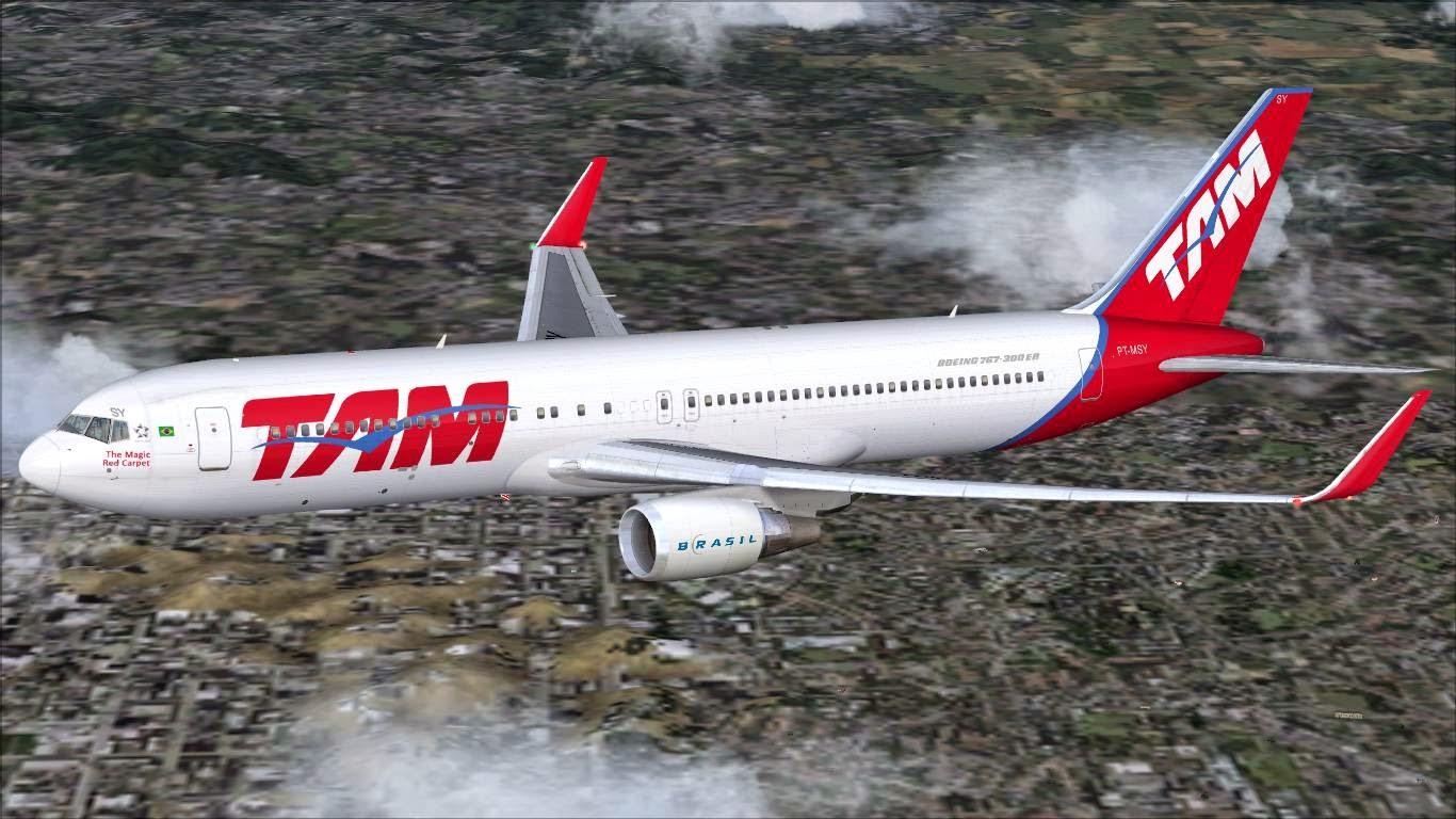 Скачать боинг 767-300 level d для fsx