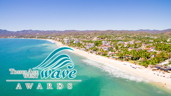 The Riviera Nayarit Nominated To Travel Age West 2017 Wave