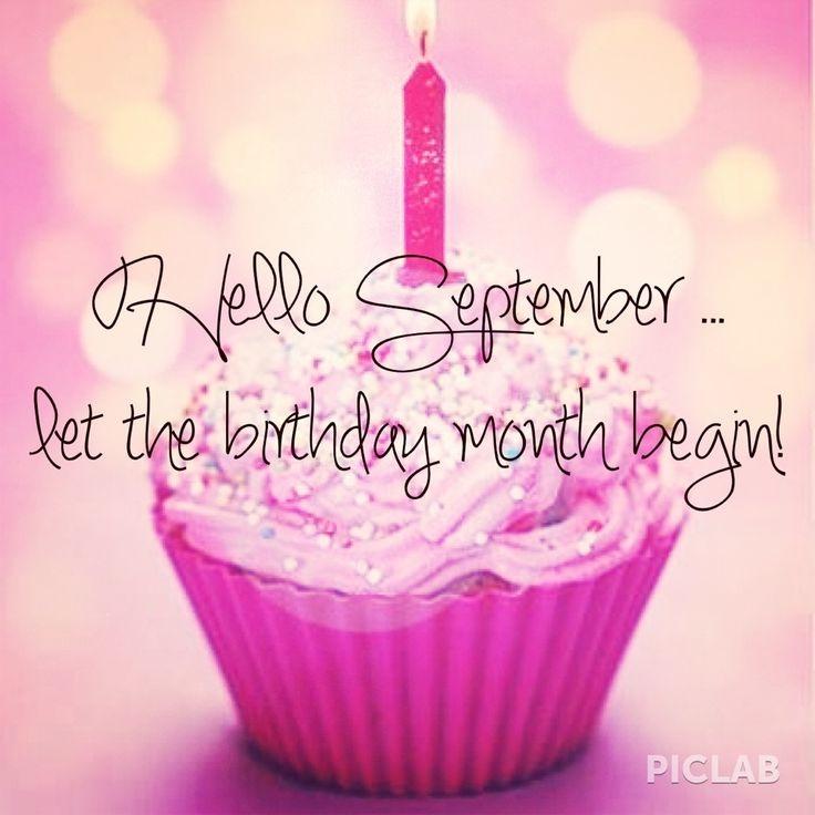 september birthday month