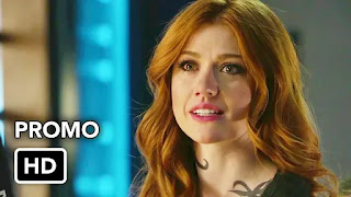 Shadowhunters Episódio 16 da Terceira temporada