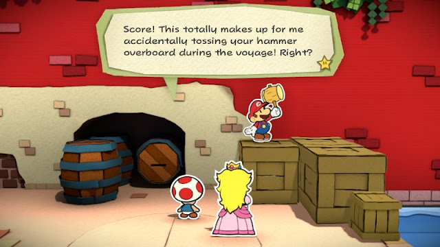 Nintendo Wii U game