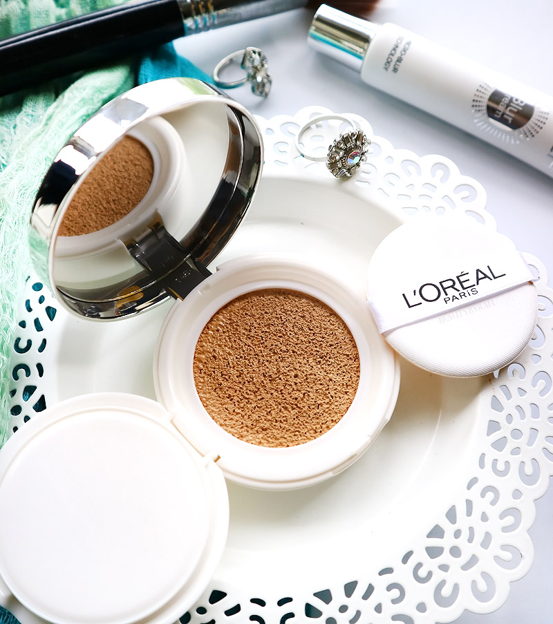 L'Oreal True Match Blur Cream and True Match Cushion Review Singapore