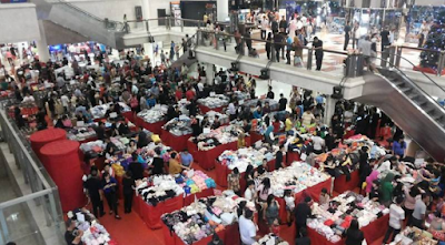 Pusat Belanja di Medan, Menginsidi Plaza