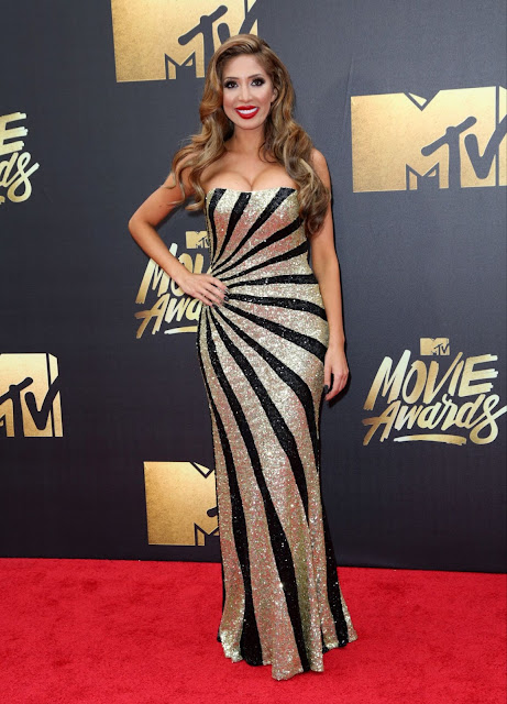 Farrah Abraham – 2016 MTV Movie Awards