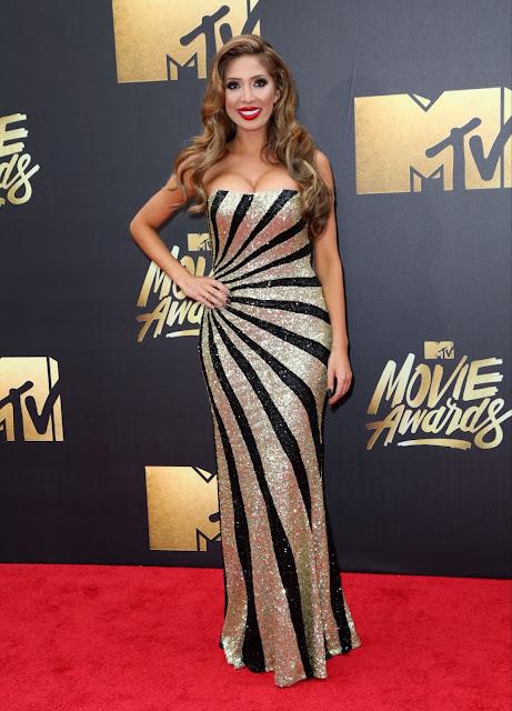 Farrah Abraham – 2016 MTV Movie Awards