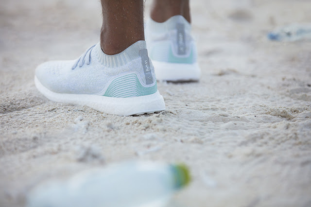 adidas X Parley lixo do mar tênis preço