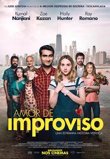 Pérolas Indie - The Big Sick (2017)