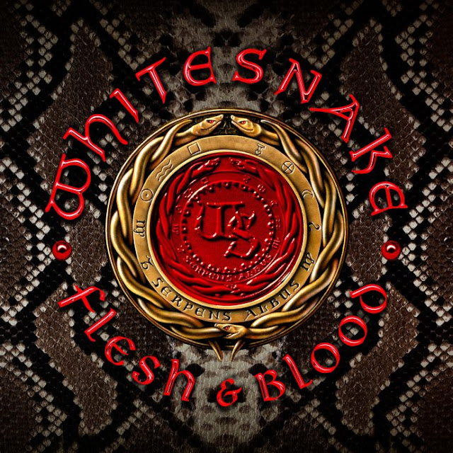 Whitesnake- Flesh & Blood