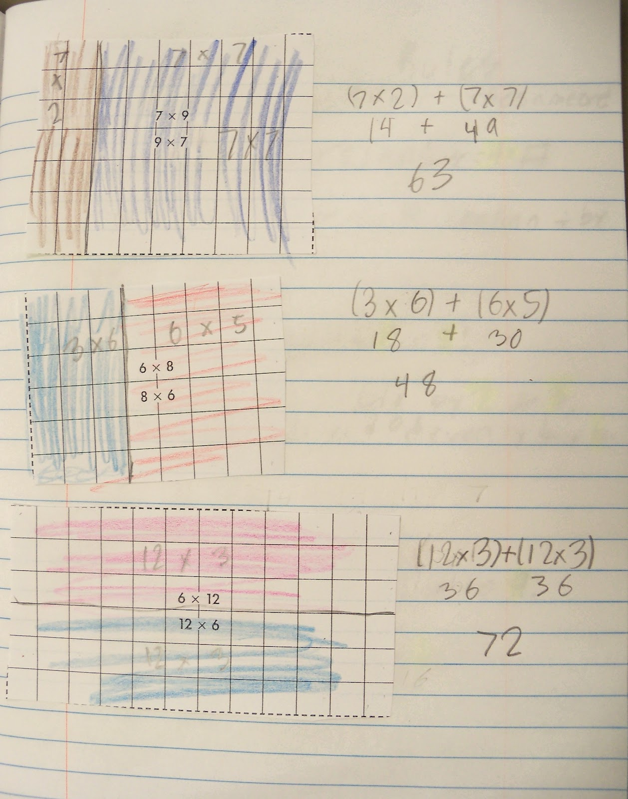 The 4th Grade May Niacs Breaking Apart Numbers In