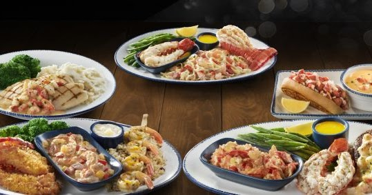 red lobster lobsterfest menu 2019