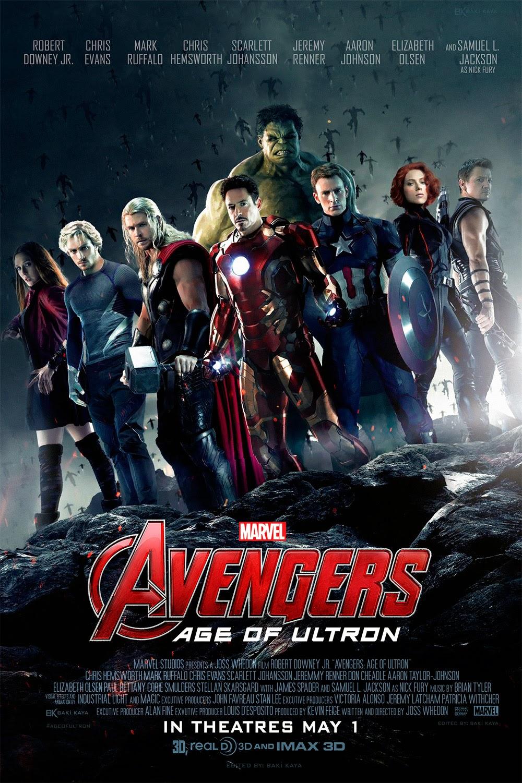 Avengers: Age Of Ultron Besetzung