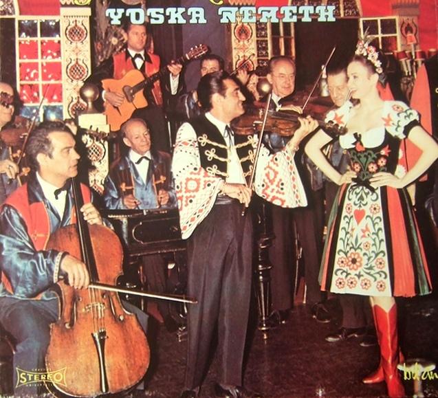Yoska Nemeth Et Son Orchestre Tzigane - Les Classiques Tziganes