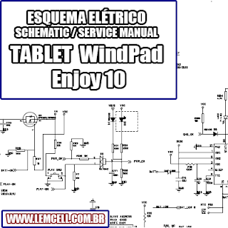 Esquema Elétrico Smartphone Tablet MSI WindPad Enjoy 10 MS - N0Y1 1003HC Manual de Serviço   Service Manual schematic Diagram Cell Phone Smartphone Celular Tablet MSI WindPad Enjoy 10 MS - N0Y1 1003HC      Esquematico Smartphone Celular Tablet MSI WindPad Enjoy 10 MS - N0Y1 1003HC