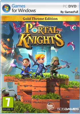 Descargar Portal Knights pc full español mega y google drive /
