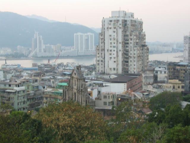 Macau im Dezember 2005