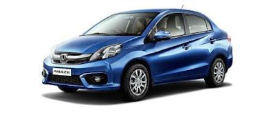 Honda Amaze Price List