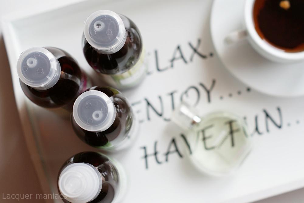 Barwa - Barwy Harmonii odżywka pokrzywowa oraz szampony czarna rzepa, skrzyp polny i łopianowy