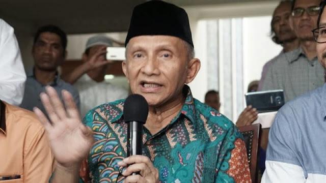 Kokam Pemuda Muhammadiyah soal Ceramah Amien: Amar Ma'ruf Nahi Munkar