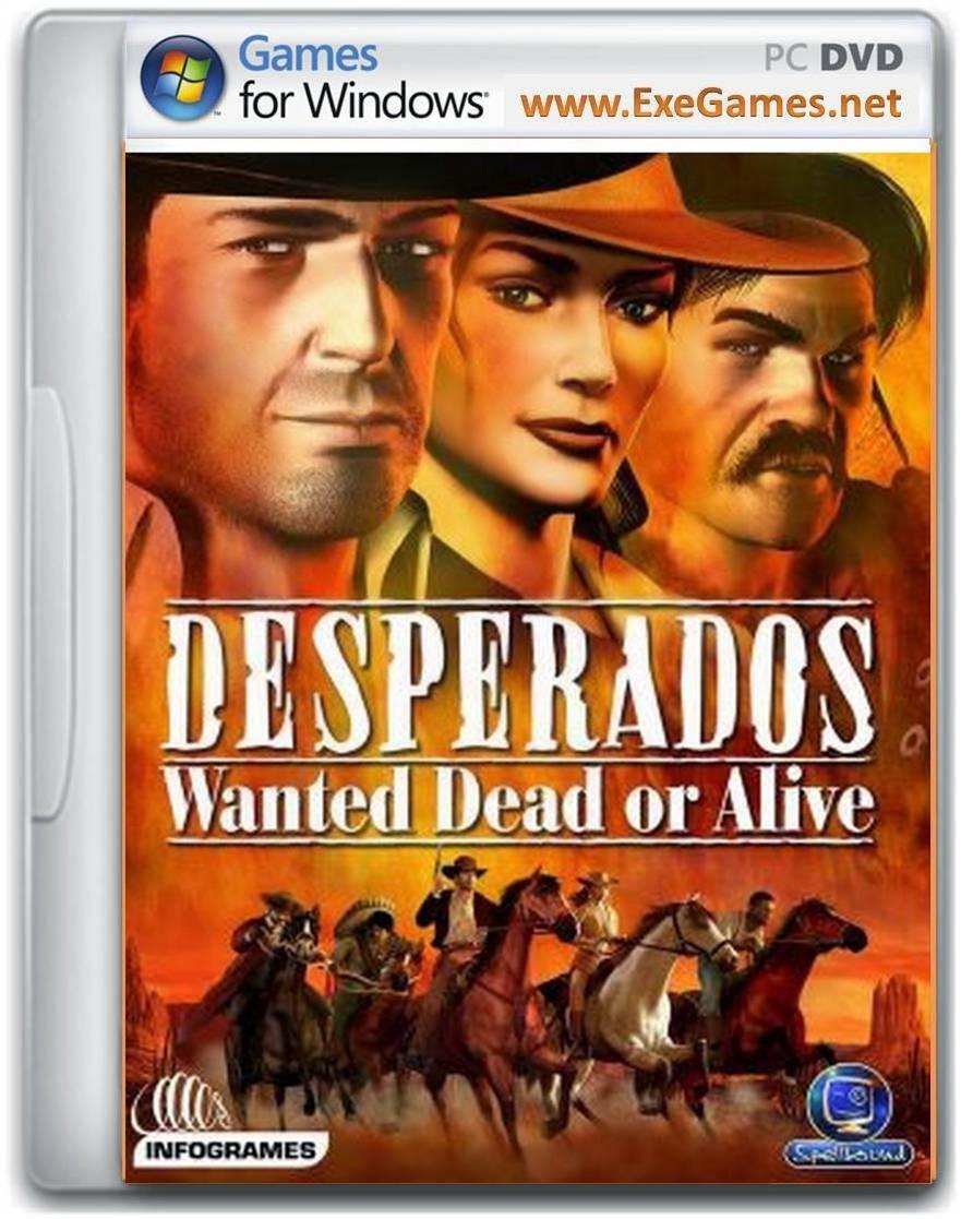 Itfun Zz Pc Game Desperados Wanted Dead Or Alive