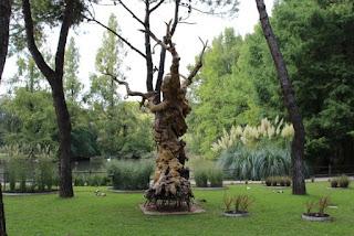 Scultura parco di Faenza