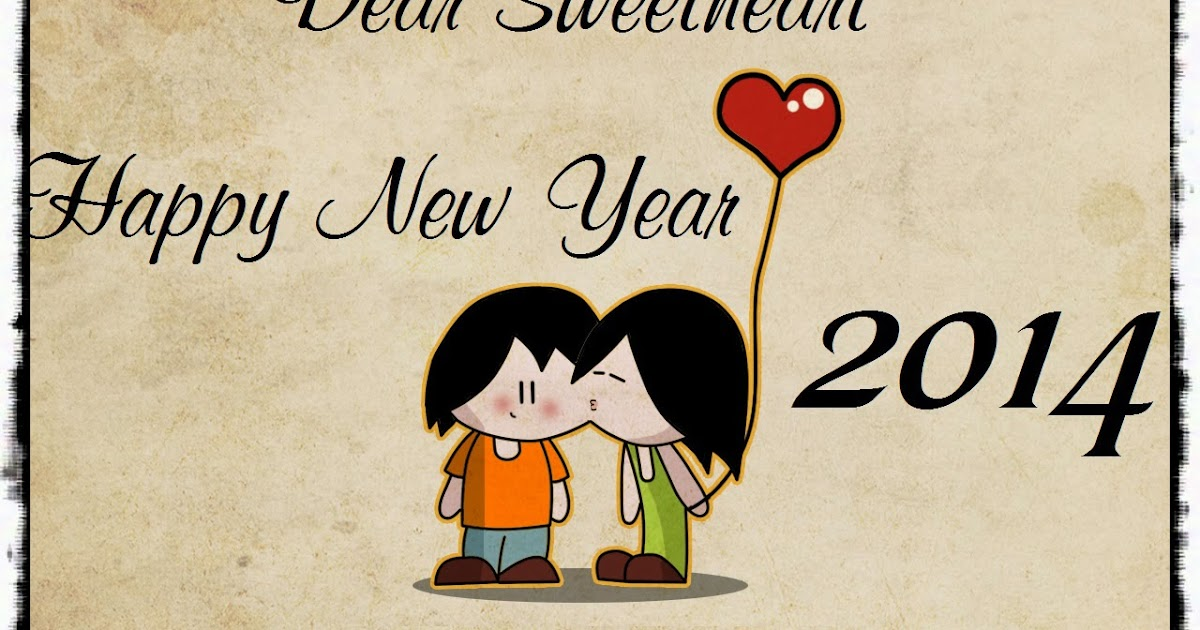 Funny Cartoons New Year 2014 HD Images, Pictures ...