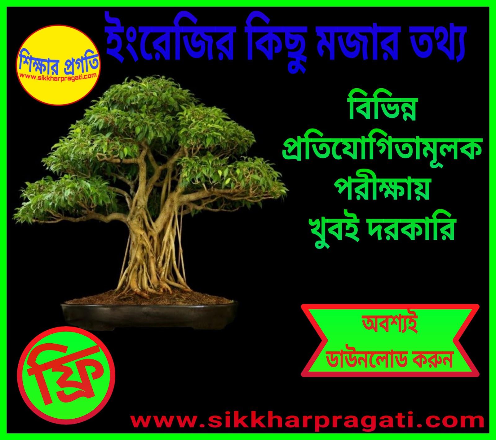 ইংরেজি বানান মনে রাখার কৌশল পিডিএফ - Tactics to remember English spelling   in Bengali PDF For Competitive Exams.