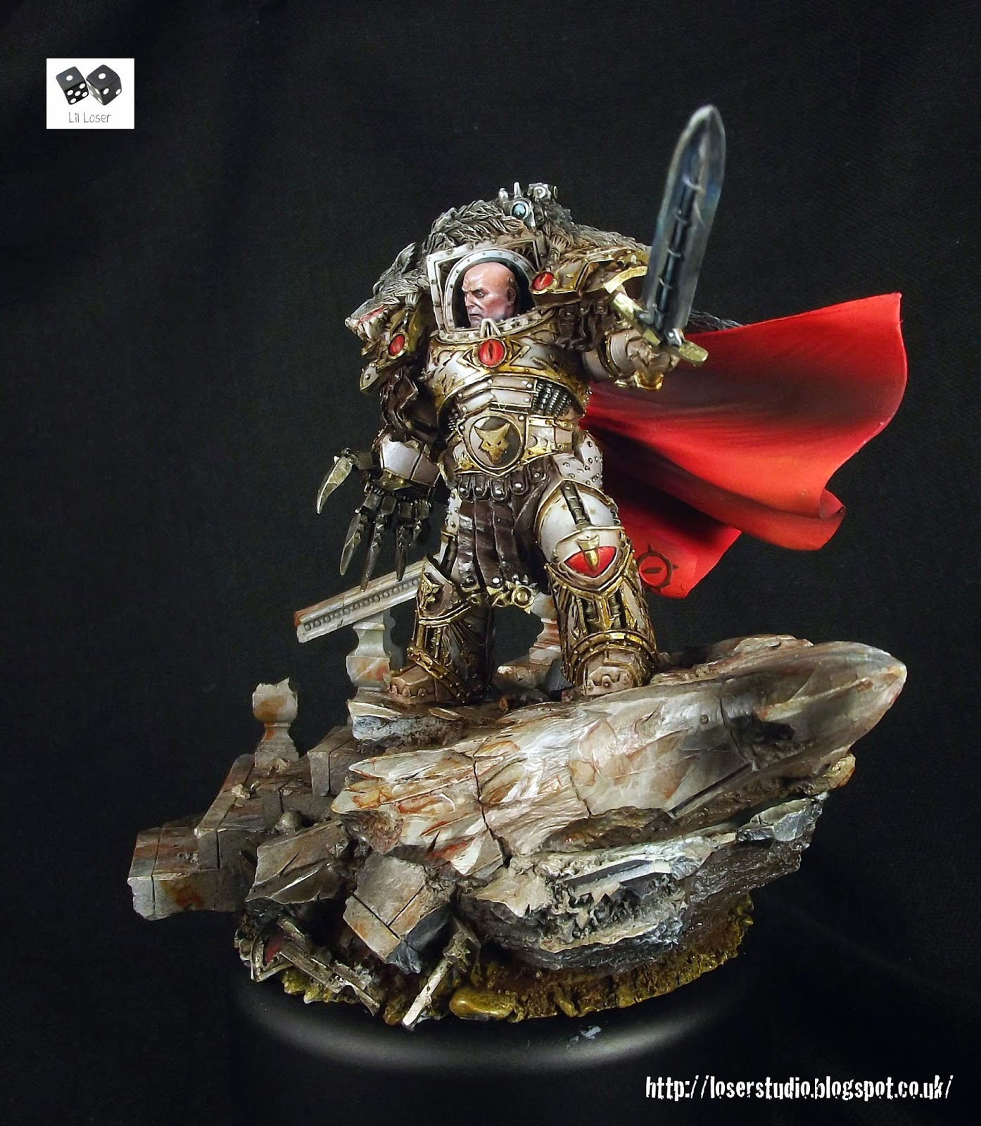 how to paint games workshop