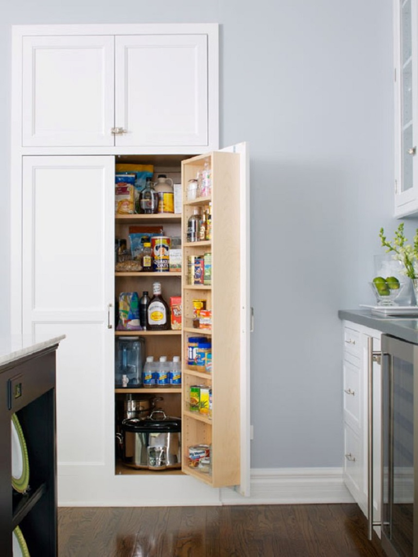 9 genius pantry organization tips hacks for your kitchen for Kitchen organization hacks